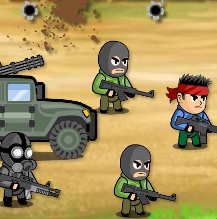 Game Combat defense