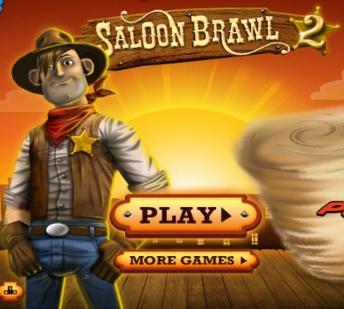 Game Saloon brawl 2