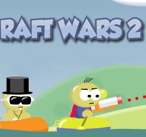 Game Raft wars 2