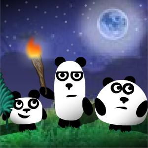 Game 3 Pandas 2 Night