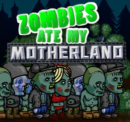 Game Zombies ate my motherland
