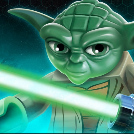 Game Lego Star Wars: Yoda Chronicles