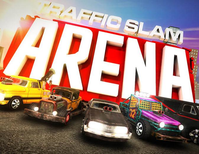 Game Traffic Slam Arena