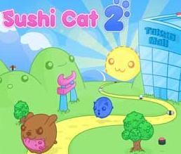 Game Sushi Cat 2