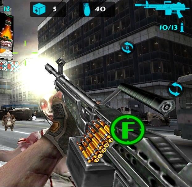 Game Zombie Killer 3D