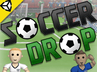 Game Soccer Drop