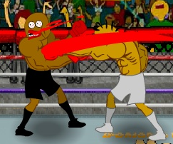 Game Hot Blood Boxing