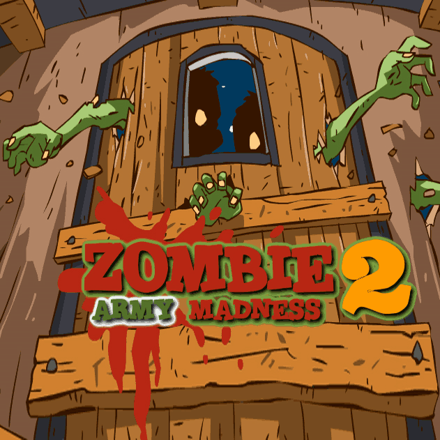 Game Zombie Army Madness 2