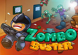 Game Zombo Buster