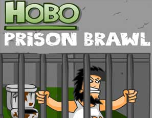 Game Hobo Prison Brawl