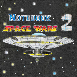 Game Notebook Space Wars 2