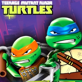 play Lego Teenage Mutant Ninja Turtles