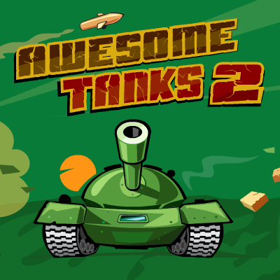 Game Awesome tanks 2