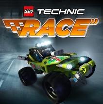 Game Technic Race Lego