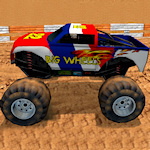 Game Monsters Wheels 3D