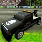 Game 3D Tow Truck Mania
