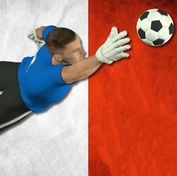 Game Goalkeeper Italian