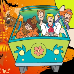 Game Scooby Doo Mystery Machine Ride