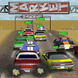 Game V8 Muscle Cars
