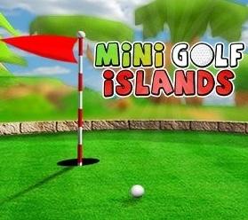 Game Mini Golf Islands