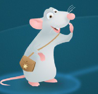 The mouse and his cheese
