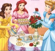 Game Princess Tea Party