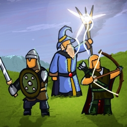 Game Royal Warfare