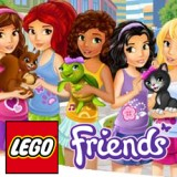 Lego Friends: Pet Salon Game