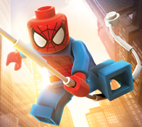 play Lego Marvel: Ultimate Spider Man