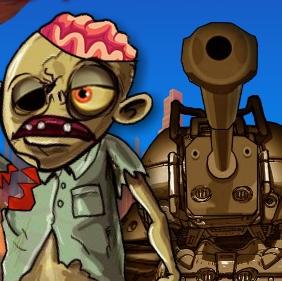 Game Zombie Tank