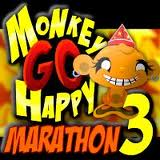 Game Monkey Go Happy Marathon 3