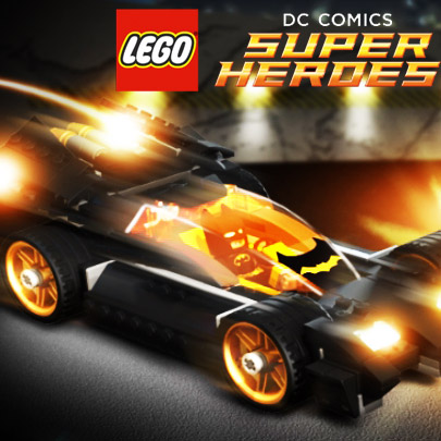 Game Lego Super Heroes Demolition
