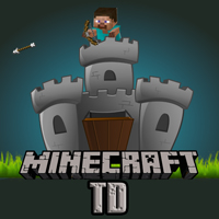 Game Minecraft Tower Defence