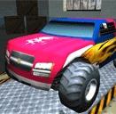 Game Thunder Cross Racing