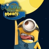 Game Minions Steal Moon