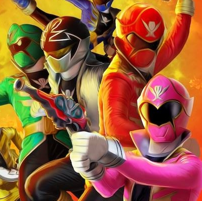 Game Power Rangers Super Megaforce: Legacy