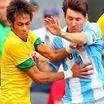 Game Brasil vs. Argentina