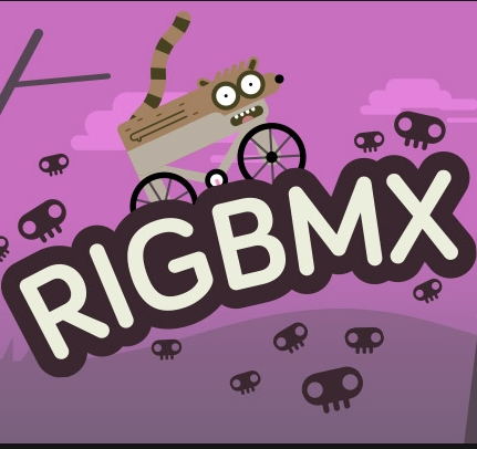 Game Regular Show RigBMX