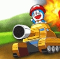Game  Doraemon Tank Attack