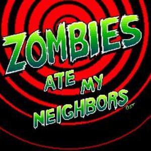 Game Zombies Ate my Neighbors