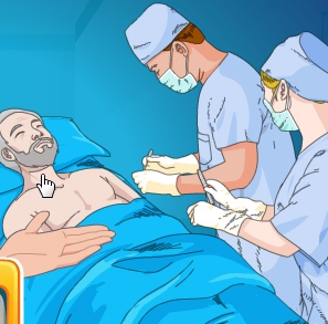 Game Operate Now: Pacemaker Surgery