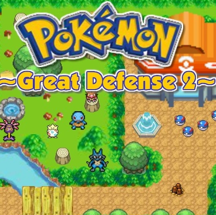 Game Pokemon Great Defense 2