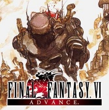 Game Final Fantasy VI Advance