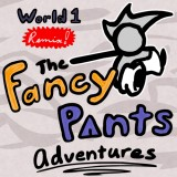 Game The Fancy Pants Adventure World 1 Remix
