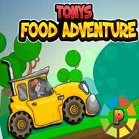 Game Tonys Food Adventure