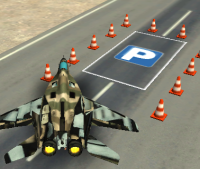 Game Park it 3D: Fighter Jet