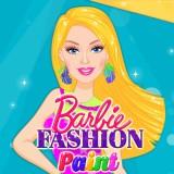 Game Barbie Fashion Paint