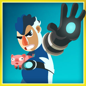 Game Save the Pig