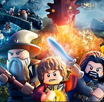 LEGO The Hobbit: The Halls of the Goblin King