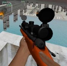 Game Zombie Snipe